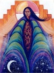 cherokee symbol for corndawn mother