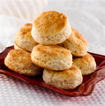 White Lily Biscuit
