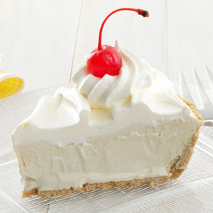 Root Beer Float Pie by TasteofHome