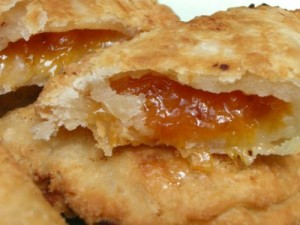 apricot fried pie 1