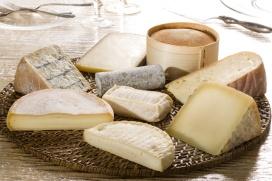 artisian cheeses