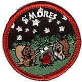 s'mores patch
