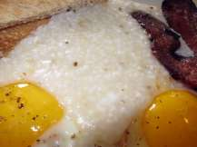 grits and eggs